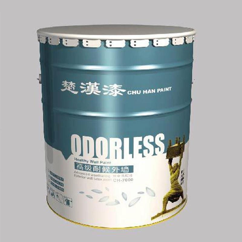 【CH-7000】高级耐候外墙乳胶漆